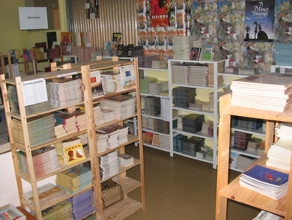 Bibliothèque 2005