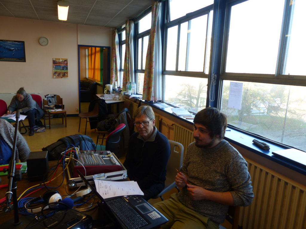 Animation radio novembre 2017P1000319