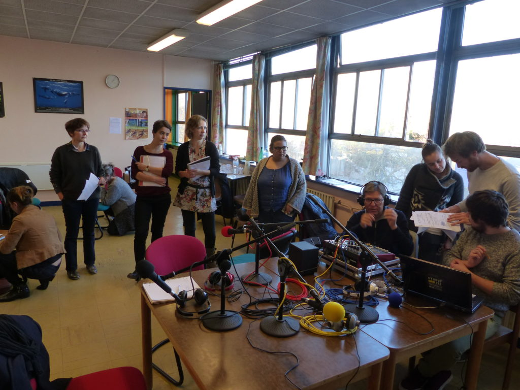 Animation radio novembre 2017P1000330