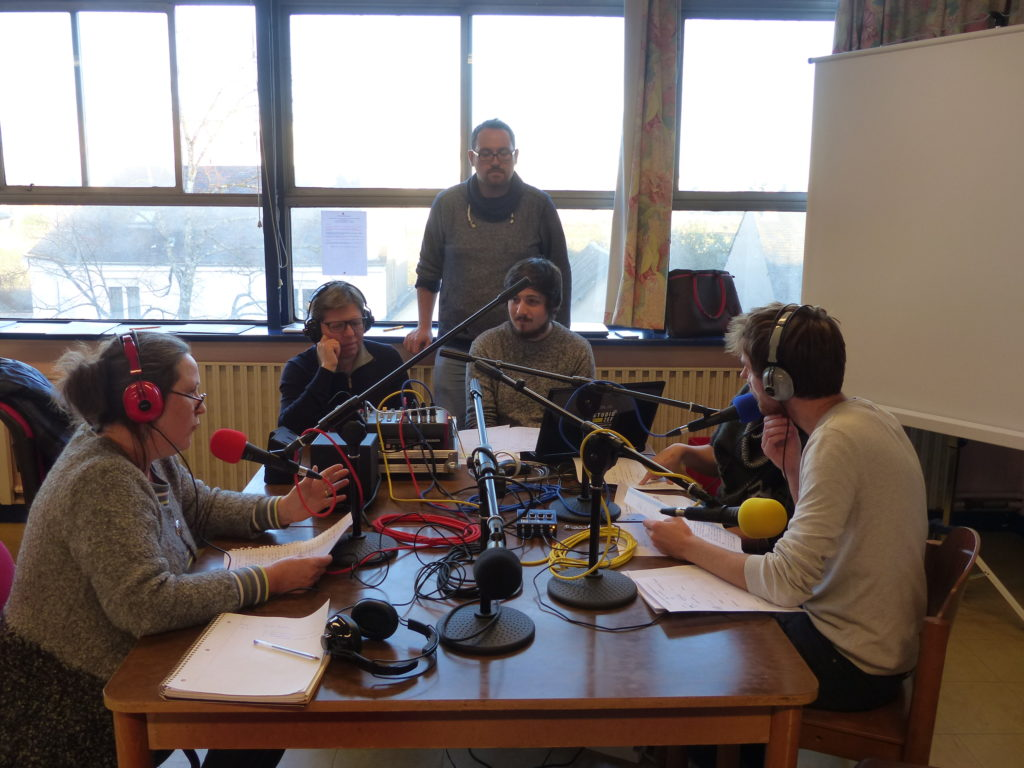 Animation radio novembre 2017P1000335