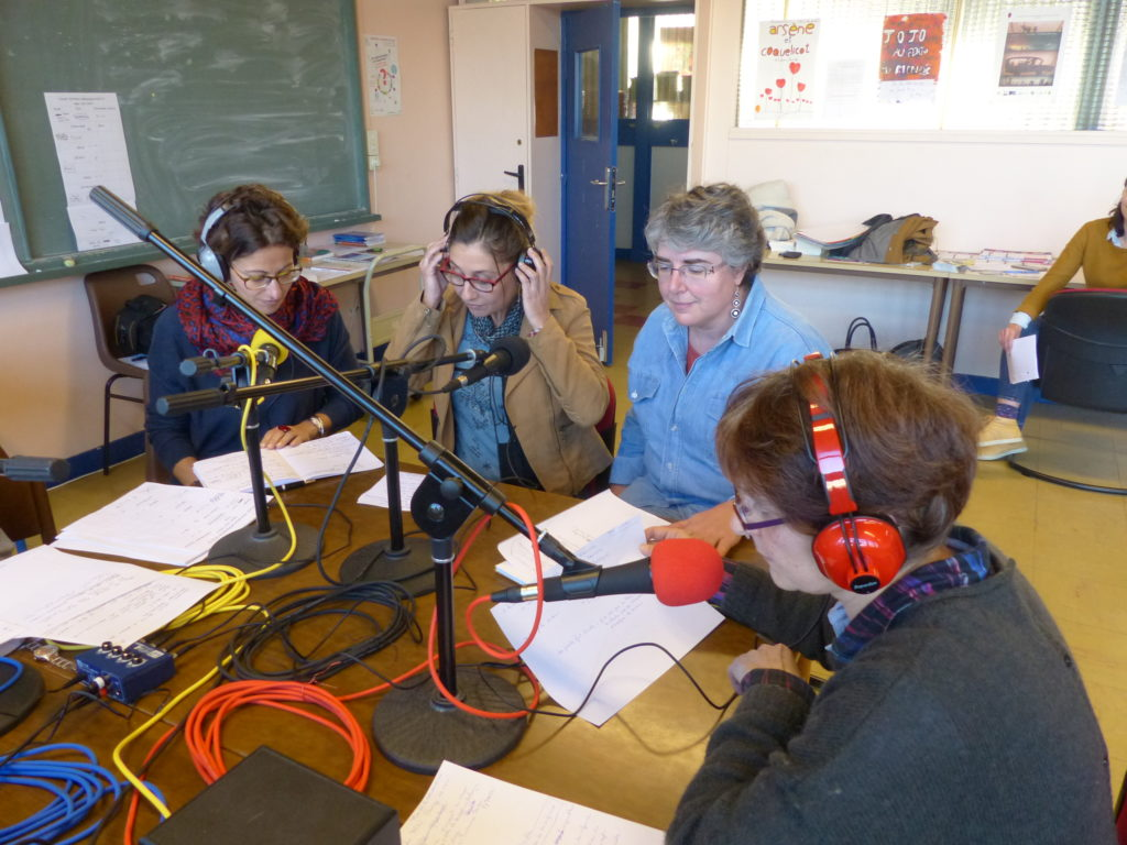 Animation radio novembre 2017P1000338