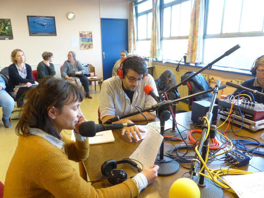 Animation radio novembre 2017P1000346