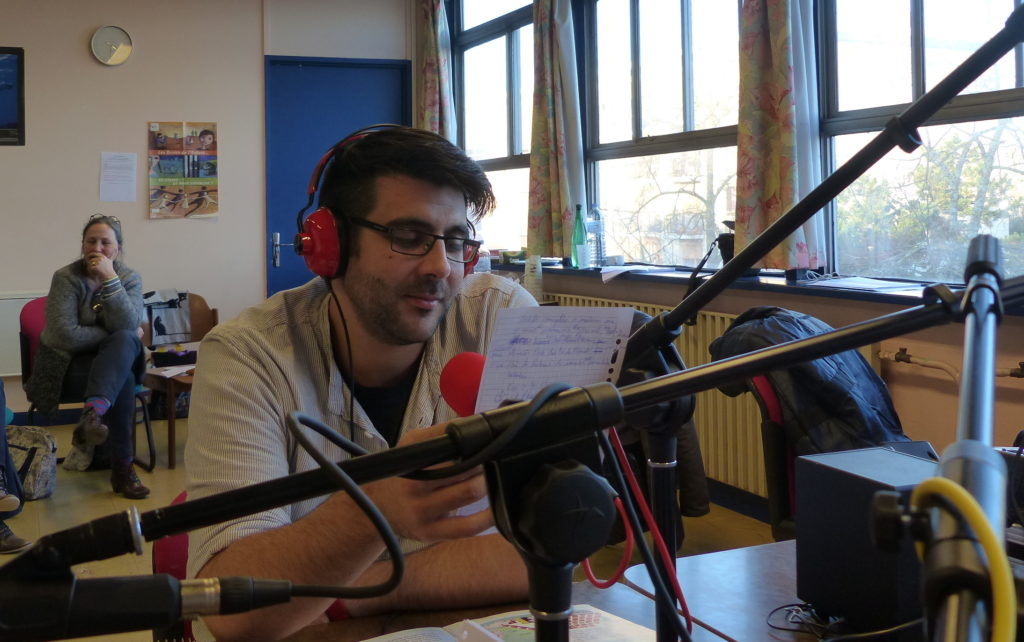 Animation radio novembre 2017P1000347