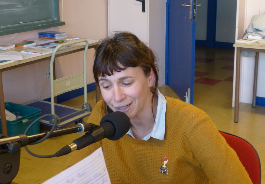 Animation radio novembre 2017P1000348
