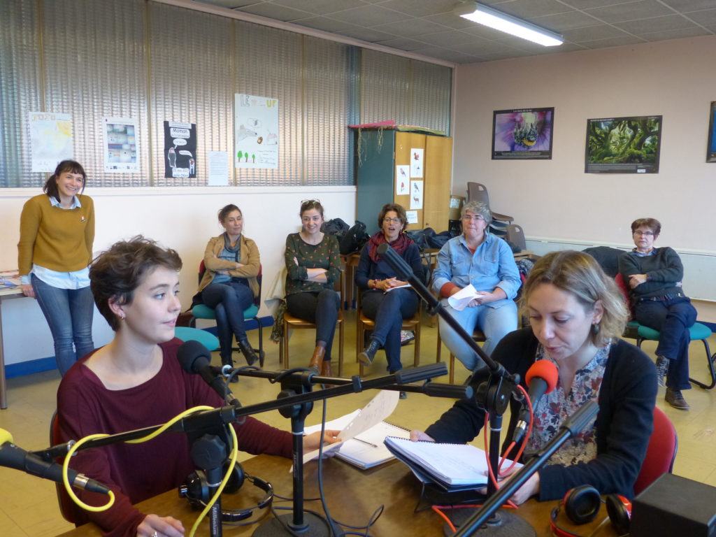 Animation radio novembre 2017P1000350